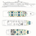 MV Infinity deck plan