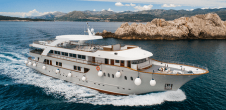 Luxury Croatia Cruises