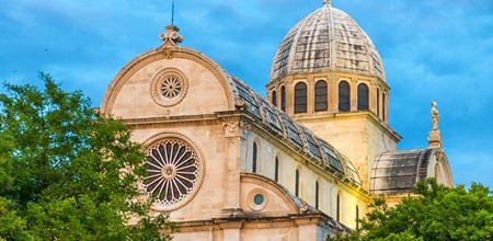 Cathedral St James, Sibenik, Croatia