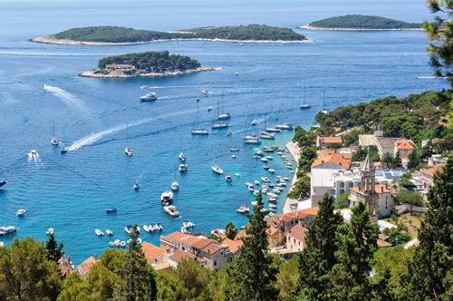 Pakleni Islands Hvar