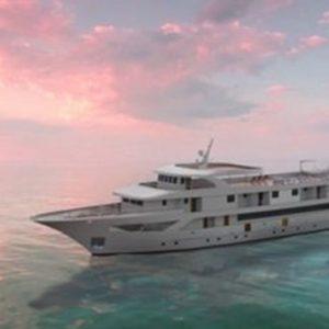 MV Kompas cruise ship Croatia