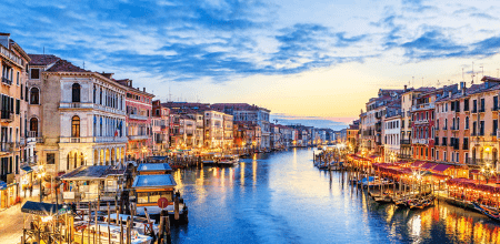 Venice & Croatia Cruise & Land Package
