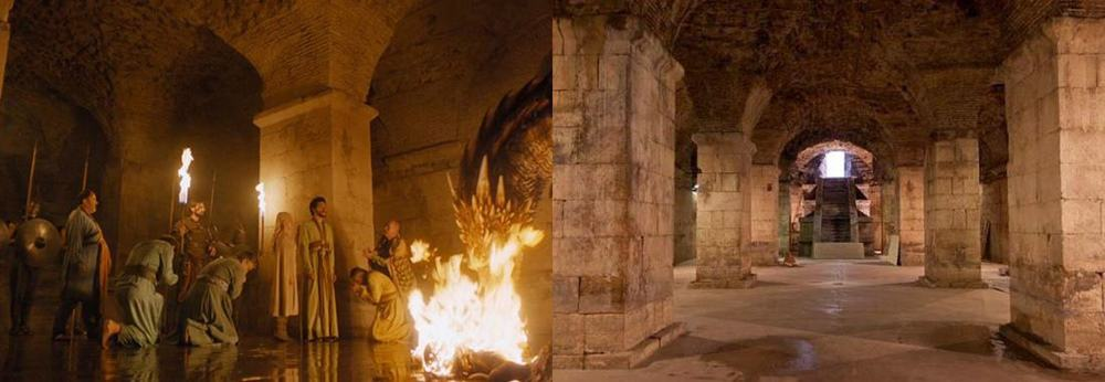 Croatia Game of Thrones Tour - Diocletian Palace