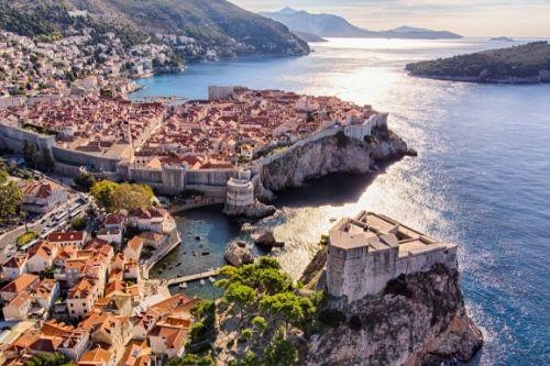 Croatia Cruise to Dubrovnik