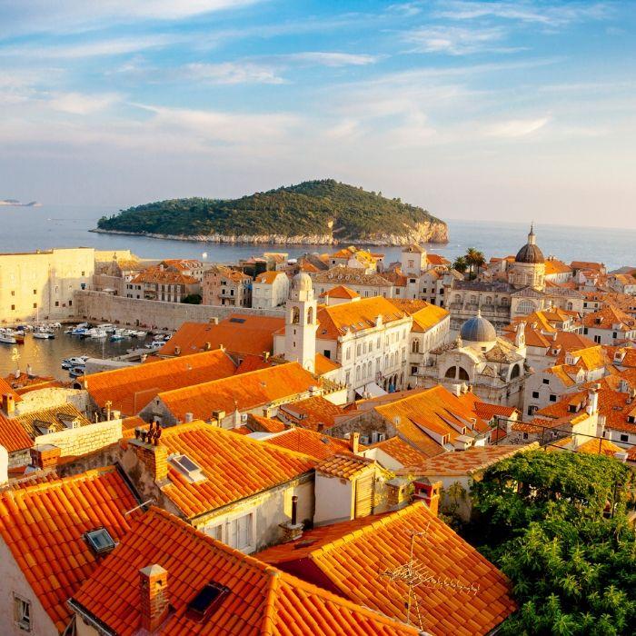 Dubrovnik, City Walls, Dubrovnik Old Town, Croatia, Unforgettable Croatia