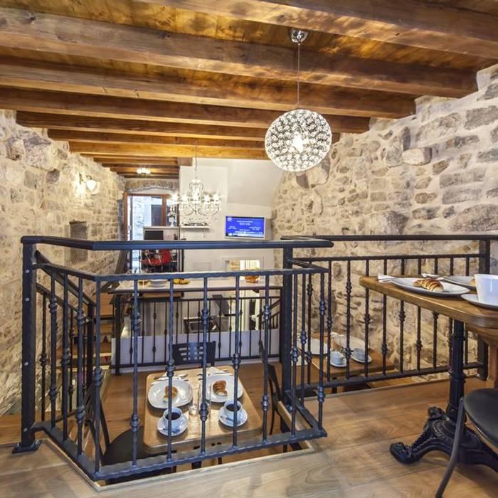 Villa Split Heritage Hotel, indoor dining area