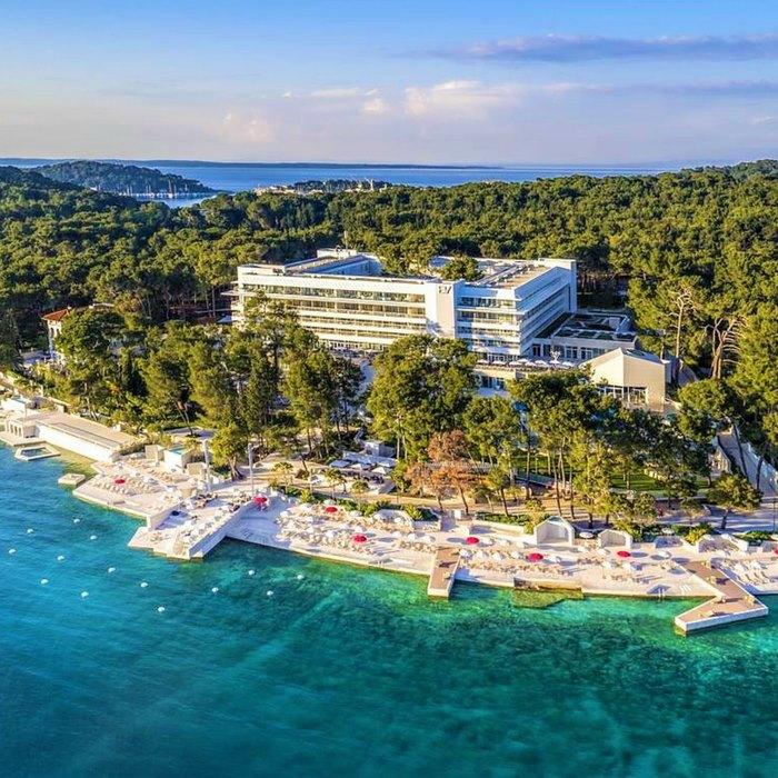 Hotel Bellevue, Losinj Island