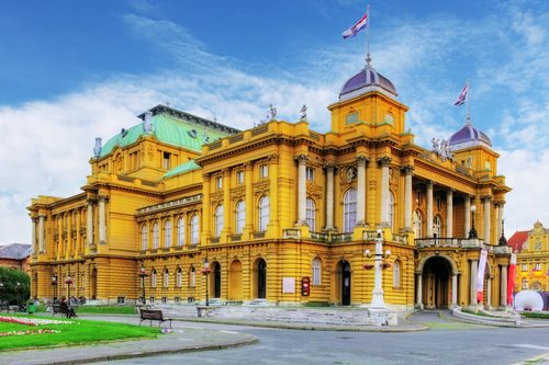 Zagreb Croatian National Theatre