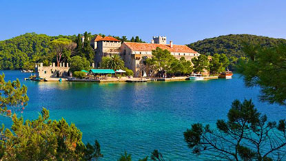 Mljet National Park, Croatia