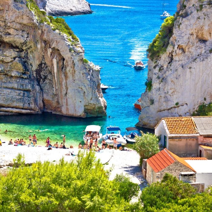 Banje Beach, Dubrovnik, Croatia, Croatian cooking class, Unforgettable Croatia
