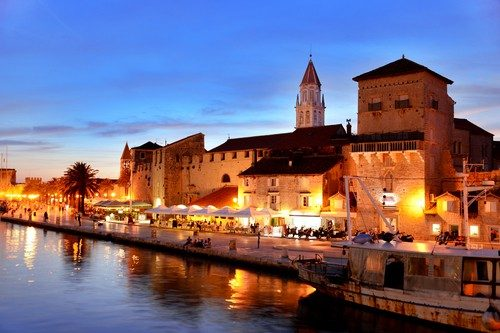 Old Town of Trogir, Croatia