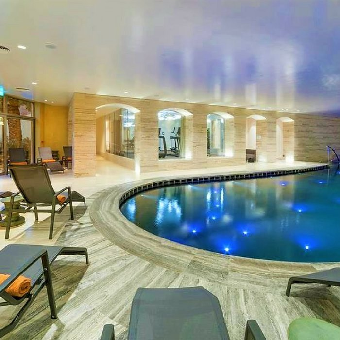 Indoor Pool, Boutique Hotel Alhambra, Mali Losinj