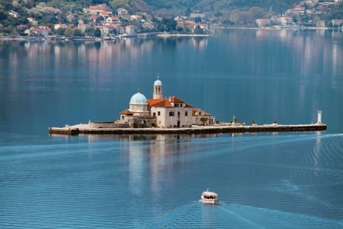 Church of our Lady of the Rocks, Montenegro