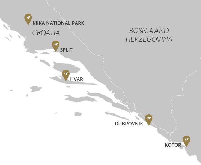 Game of Thrones Tour - Croatia