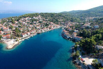 Solta Island, Croatia