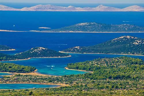National Park Kornati, Croatia