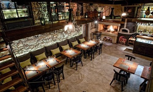 Restaurant Ruzmarin, Istria