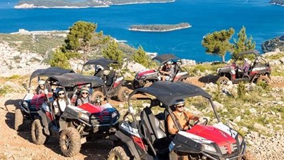 Buggy Safari, Dubrovnik