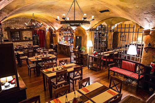 Ma Toni restaurant, Split
