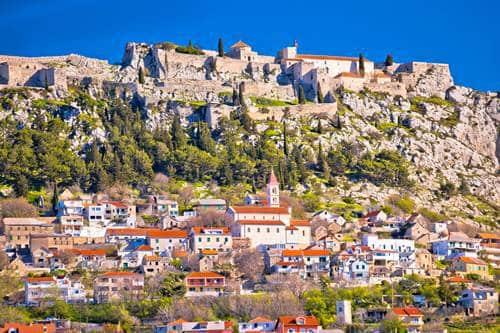 Klis Fortress, Croatia