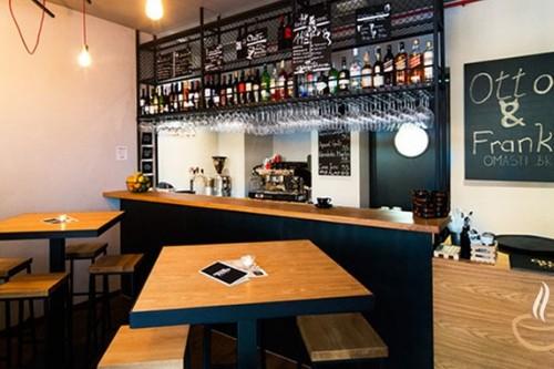 Otto Frank Restaurant, Zagreb