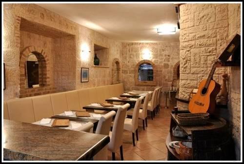 Restaraunt Dalmatino, Hvar