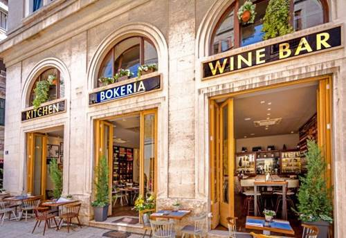 Restaurant Bokeria