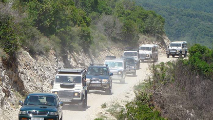 Jeep Safari Hvar