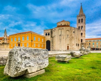 Church of St Donatus, Zadar