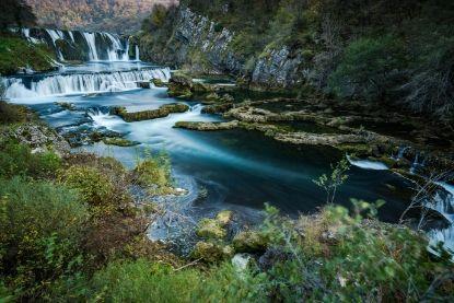 Štrbački buk Waterfall in Croatia