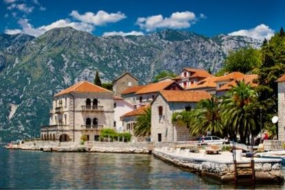 Lady of the Rocks, Kotor