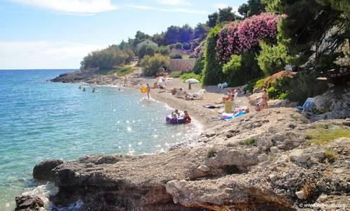 Hvar Beach, Croatia