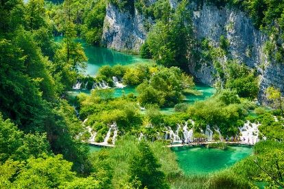 Plitvice Lakes, National Park