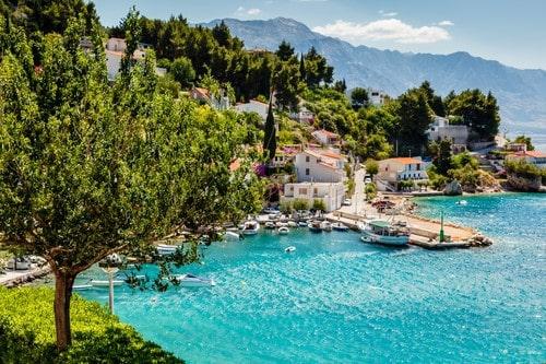 Village near Split, Croatia