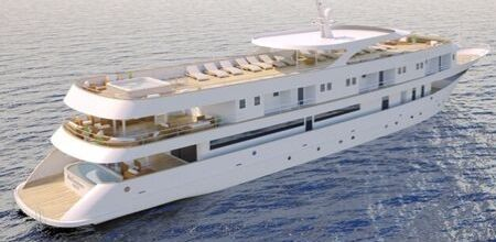 Bellissima Croatia Cruise Ship