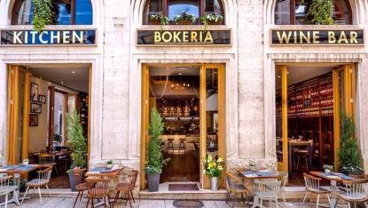 Bokeria, Split