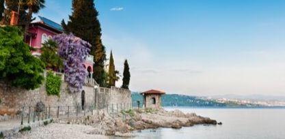 Cruises from Opatija