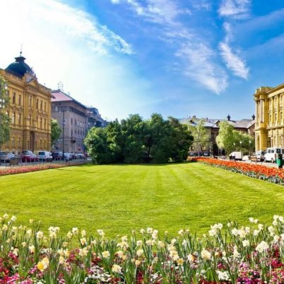 Discover Zagreb's Green Open Spaces