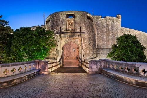 Dubrovnik, Pile Gate