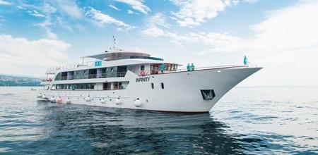 MV Infinity Ship Croatia