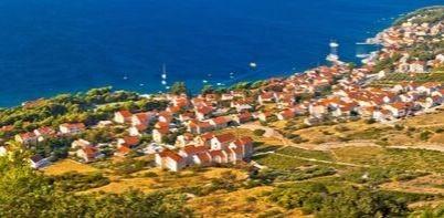 Croatia, Brac, Hotel Bol, Unforgettable Croatia
