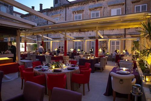 Restaurant Dubrovnik, Dubrovnik, Croatia