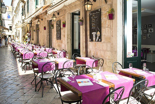 Restaurant Zuzori in Dubrovnik