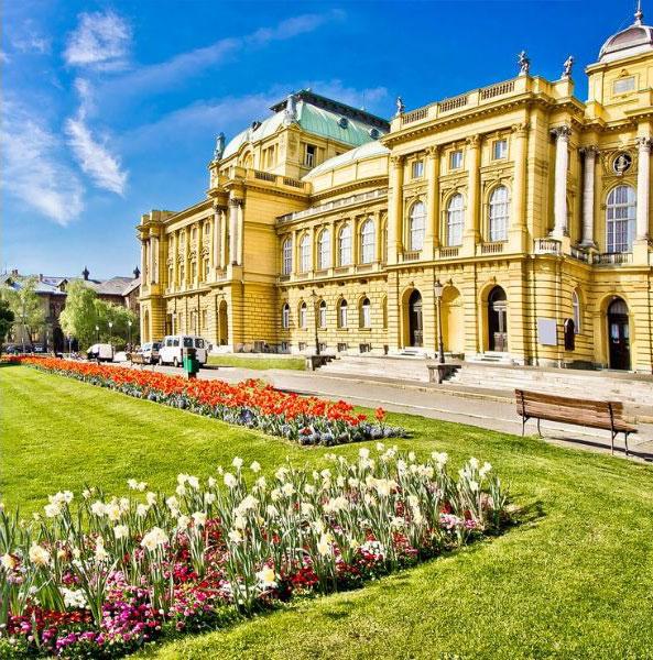Unforgettable Croatia, Croatia, Zagreb