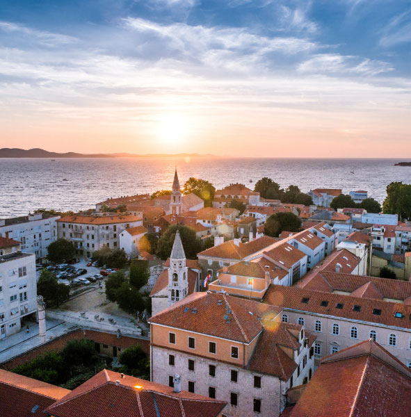 Croatia, Zadar, Unforgettable Croatia