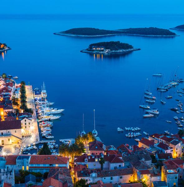 Pakleni Island, Croatia