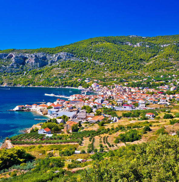 Croatia, Vis, Unforgettable Croatia