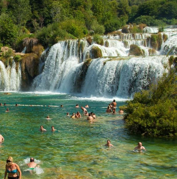 Croatia, Krka National Park, Unforgettable Croatia
