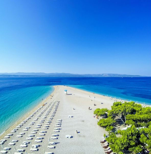 Zlatni Rat beach, Brac Island, Croatia, Unforgettable Croatia