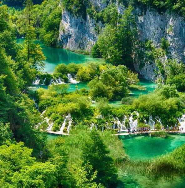 Plitvice Lakes, Unforgettable Croatia, Croatia